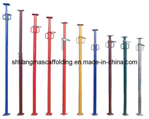 Construction Support System Adjustable Telescopic Prop pictures & photos