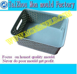 Plastic Moulding Process/Plastic Box Compression Mould pictures & photos