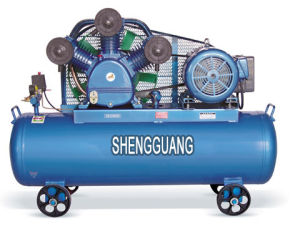 Industrial Piston Air Compressor 10HP pictures & photos