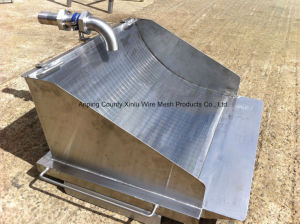 Triangle Wire Arc Sieve Bend Plate (ISO) pictures & photos