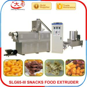 Puffed Corn Snacks Food Machine pictures & photos