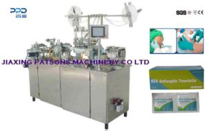 High Quality Fully Automatic Antiseptic Towelette Packaging Machinery pictures & photos