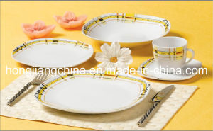 Gentlest Decor Dinner Set pictures & photos