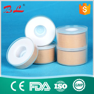 Red Core and White Cover Pack Zinc Oxide Plaster Chinese Cotton Tape Medical Adhesive Tape pictures & photos