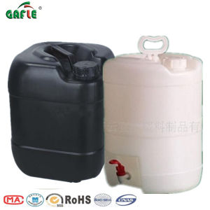 Gafle/OEM DOT3 DOT4 High Quality Synthetic 10L Plastic Bottle Brake Fluid pictures & photos