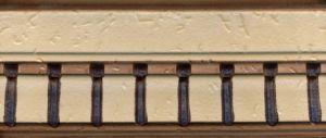 Rustic Ceramic Border Line Tile
