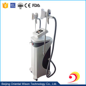 4 Handles Cryolipolysis RF Cavitation Slimming Equipment pictures & photos