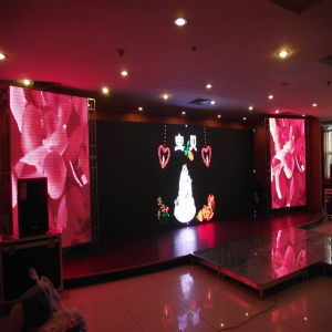 Indoor LED Screens Video Advertising Panel Board in China pictures & photos
