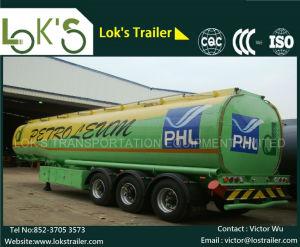 Aluminium Alloy Fuel / Petrol / Gasoline / Oil / LPG Tanker for Storage pictures & photos