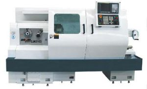 CNC Lathe CJK6163 pictures & photos