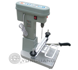 Paper Drilling & Binding Machine (YG-268) pictures & photos