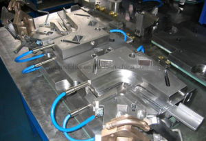 Injection Plastic Molding for Filter Grille pictures & photos