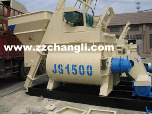 Concrete Mixer (JS1500) pictures & photos