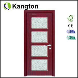 Cheap Bathroom Interior PVC Door Prices (PVC door prices) pictures & photos