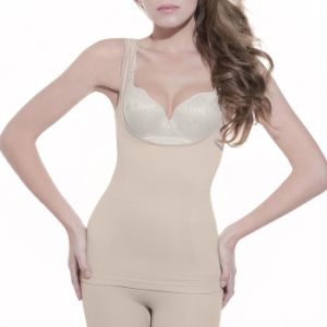 Ladies Seamless Shape Top (R9909)