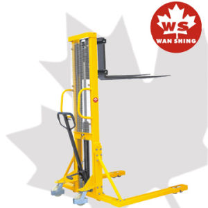 500kg Hand Stacker with Good Quality (SDJAS500) pictures & photos
