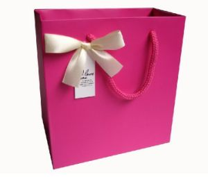 Shopping Bag Gift Bag Paper Bag pictures & photos
