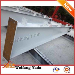 Fabricated Industry Steel Warehouse