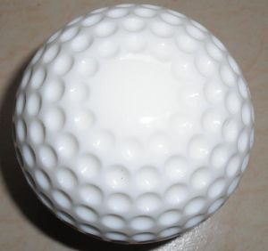 """9"""" White Pitching Machine Balls (HB-111)"""