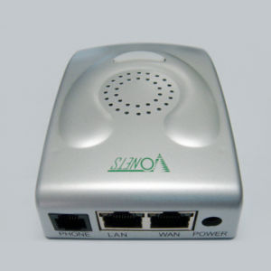 Vonets HT-610 VoIP Gateway With Pass Through Port