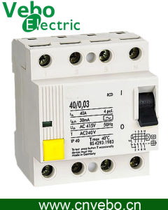 Nfin RCD Residual Current Device, Circuit Breaker, Switch, Contactor, Relay pictures & photos
