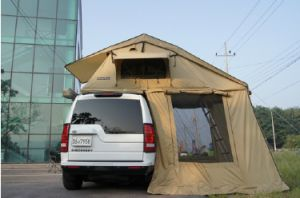 2014 New Styles Roof Top Tent with Double Ladders pictures & photos