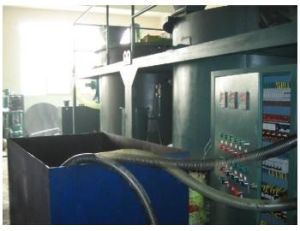 Black Engine Oil Purifier System pictures & photos