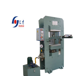 Rubber Brake Pads Vulcanizing Press Machine pictures & photos
