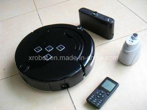 Silent Robot Vacuum Cleaner