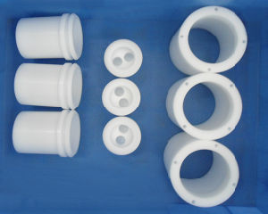 Customized Circle-Shaped Engineering Plastic Parts pictures & photos