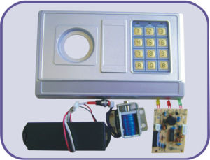 Electronic Safe Lock for Home and Office (MG-2W) pictures & photos