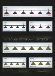 Billiard Lamp and Billiard Light