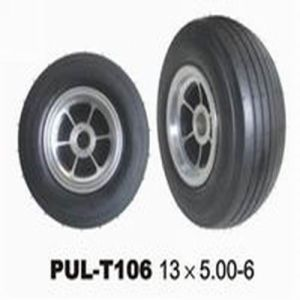 13 * 5.00-6 PU Foamed Lawn Mower Tires (RIB13UBC-500-6) pictures & photos