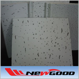 595*595 Mineral Fiber False Ceiling Tiles, Prices List Attached pictures & photos