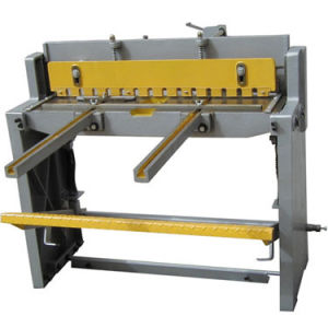 Precision Foot Shear pictures & photos