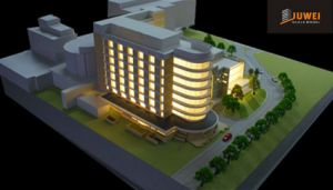 Architectural Scale Model of Batson Hospital (JW-286) pictures & photos