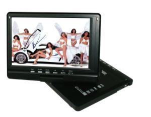 Portable DVD Player with HD DVB-T (H2.64) (PDVT-HD1218)