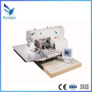 Electronic Pattern Sewing Machine for Garment Factory Gem3020-H-85 pictures & photos