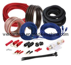 4 Gauge Car Audio Amplifier AMP Wiring Kit (WD18C-002) pictures & photos