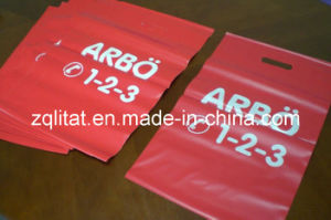 Biodegradable Shopping Bags/ LDPE Plastic Shopping Bag with Handle (ML-D-4801) pictures & photos