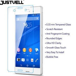 Mobile Phone Parts Tempered Glass Screen Protector for Sony Xperia Z4 pictures & photos
