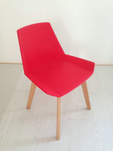 Modern Red Dining Chairs pictures & photos