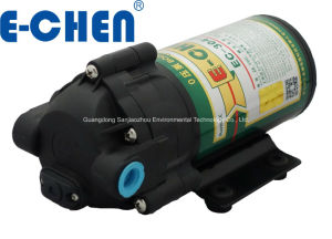 E-Chen 304 Series 75gpd Diaphragm RO Booster Pump - Designed for 0 Inlet Pressure Water Pump pictures & photos