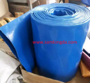 Drip Irrigation PVC Layflat Hose with High Pressure pictures & photos