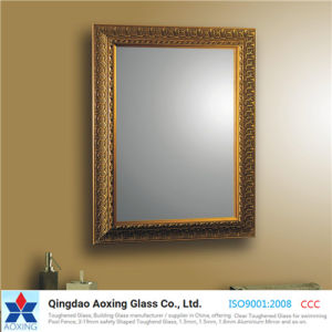 Clear Float Aluminium Mirror Sheet pictures & photos
