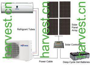 Split Solar Air Conditioner pictures & photos