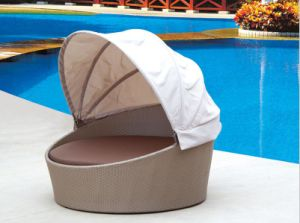 Outdoor Rattan Lounge Set (ML-008)