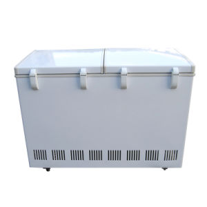 Hot Sell 90L to 433L Solar Power Refrigerator pictures & photos