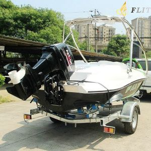 China Factory Sale Optional Outboard Engine Leisure Boats pictures & photos