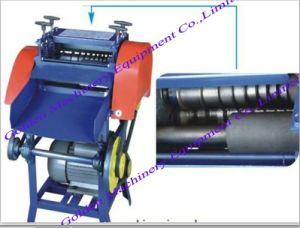 China Scrap Cable Wire Stripper Copper Wire Recycling Machine pictures & photos